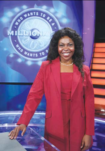 Who Wants to Be a Millionaire?:  Tracy Syverain, That's Who