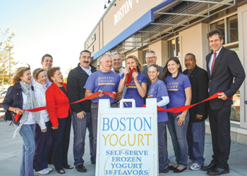 Now Open: Boston Yogurt