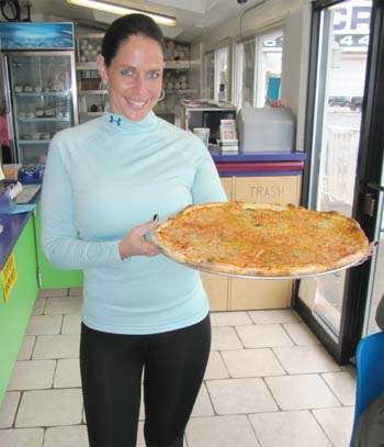 Pizza on the Parkway: Brandano's Now Serving Its Specialty
