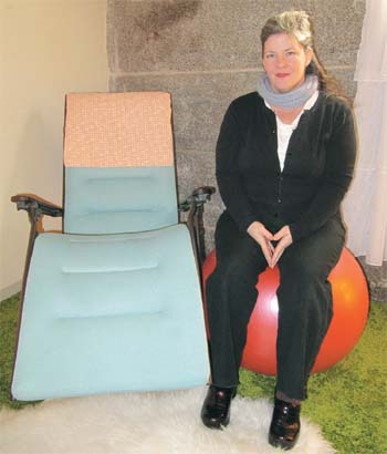 A Sole Endeavor: Brisson Launches Reflexology Practice in Chelsea