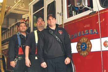 The Engine That Could: Chelsea Fire's Engine 2, One of the Busiest in the Country
