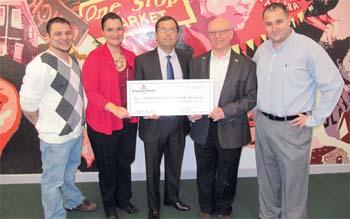 Community Service Donation