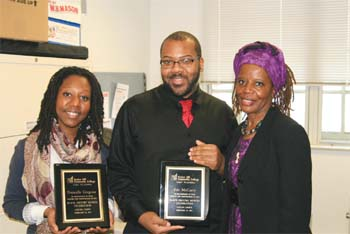 Bunker Hill Community College Chelsea Campus Black History Month Celebration, Feb. 20, 2014