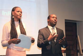 Chelsea Black Community Organizes First Event, Celebrates Black History Month