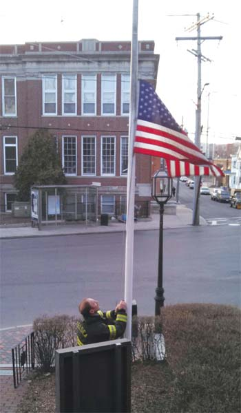 Chelsea Firefighters Reflecting on Boston Fire, and Attend Funerals