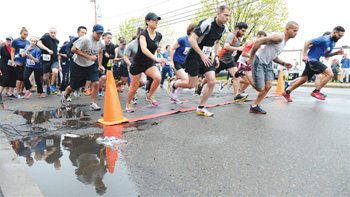 Chelsea Chase 5k Road Race