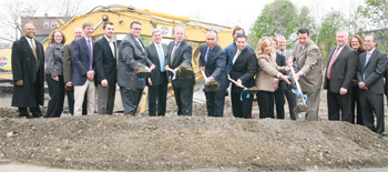 Officials Break Ground, Celebrate Completion of Last Projects in the Box District