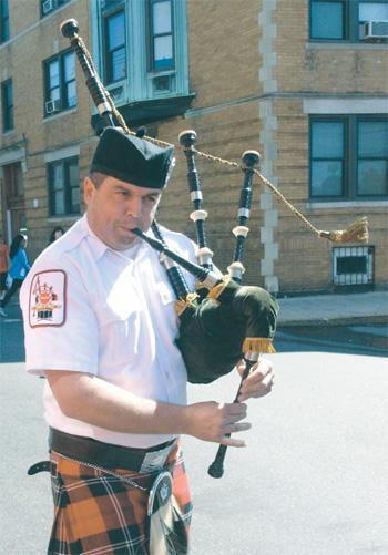 Chelsea Firefighter's Memorial