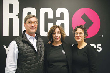 Roca Continues Backbone Work of Helping At-Risk Young Mothers