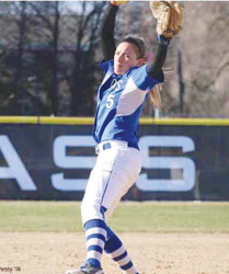 The Best of the Beacons:Michelle Zullo Set Pitching Records at UMass/Boston