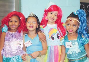 Princesses and Ponies