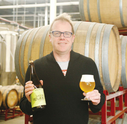 Mystic Brewery Finds Reason to Celebrate in Milestone Batch of Marquee Product