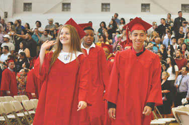 Chelsea High Graduates the Largest, Most Accomplished Class in Many Years