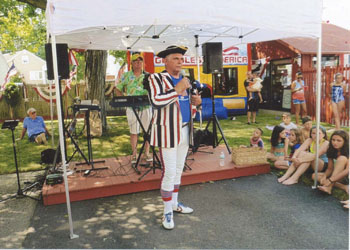 The Finest on the Fourth:Artie Ells Hosts 40th Annual Independence Day Party