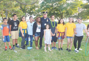 Chelsea Police National Night Out
