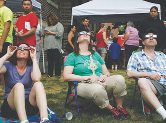 Eclipse Proves to be One of the Most Popular Events of the Year
