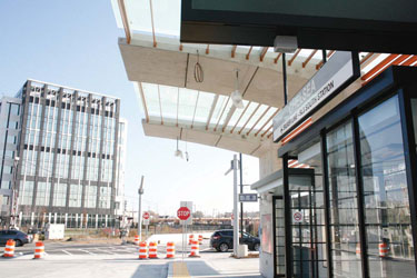 Silver Line Stations Come Together, Service to Begin in April 2018