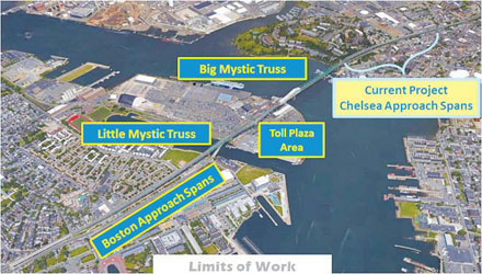 Tobin Bridge Project Starting Next Month, Meeting March 27