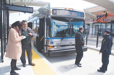 A Silver Line-ing: First Rides on the SL-3 Line Begin Saturday
