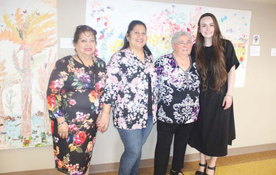 Art Appreciation:Lane Helps Chelsea Village Seniors Use Art as Therapy