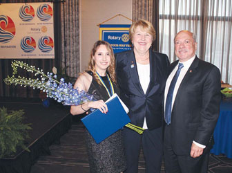 Foley Installed as President Of the Rotary Club of Chelsea