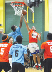 Let It Fly Basketball Classic