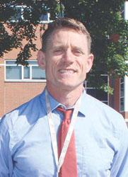 New School Leader:Lex Mathews Begins as CHS Principal
