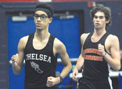 Chelsea's Turner Conquers the Track Physically and Mentally in Distance Events