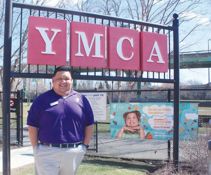 YMCA Teen Mentor and Major Influencer Fuentes Has Built a Huge Following on Social Media